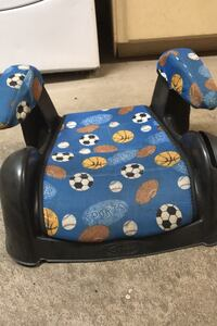 Sports booster seat