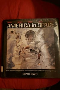 NASA.         AMERICA IN SPACE