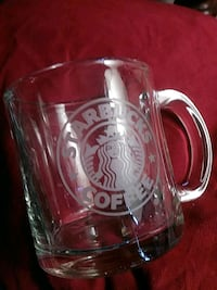 Starbucks mug coffee Spokane, 99205