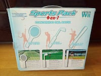 Sports pack para Wii Barcelona, 08025