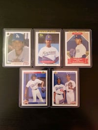 Mint Pedro Martinez Rookie Lot Toronto, M6C 2L3