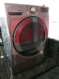 gray LG front-load clothes washer Accokeek, 20607