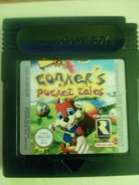 CONKER' S POCKET TALES GAME BOY Pinto
