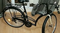 Btwin elops 300 bisiklet bicycle 28 jant