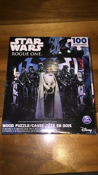 Star wars the force awakens puzzle Coquitlam, V3J 5T2