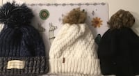 Winter wool hats three for CAD ( not sell for separate)