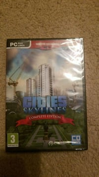 CITY SKYLINES complete edition New/unopened Olney, 20832