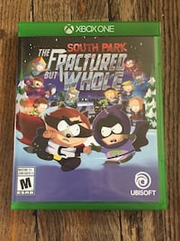 South Park the fractured but whole Chatham-Kent, N7M 2E9