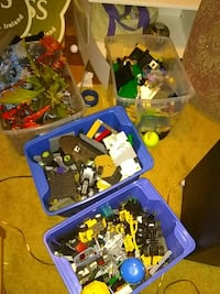 Tons of legos! Need gone