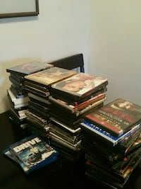 Movies there in good shape 80 of them Edmonton, T5H 2V5