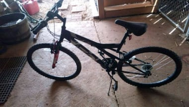 Pacific mountain bike