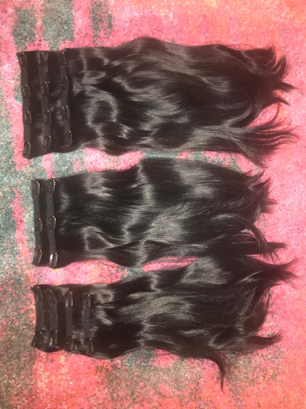 Used Bellami Clip In Human Hair Extensions For Sale In Temecula Letgo