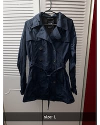 black and gray button-up jacket Silver Spring, 20906