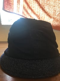 Midnight Blue Glimmer Dimension Hat! One Size