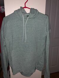 green adidas sweater  Georgetown, L7G 2S4