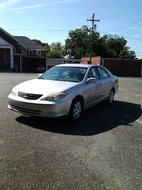 """2003 TOYOTA CAMRY """"FINANCING AVAILABLE"""" Graham"""