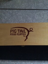 PIGTAIL FOOD FLIPPER-Brand new. Chester, 06412
