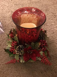Like New! Valerie for QVC Holiday Centerpiece⭐ Stockton, 95202