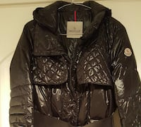 Cappotto Montcler 7163 km