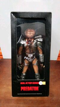Real Action Series, Predator action figure