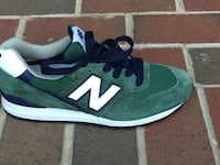 New Balance 996  CSL green and navy classic RARE!  Washington, 20012