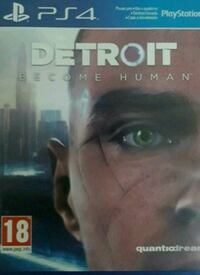 Detroid Become Human  Istanbul