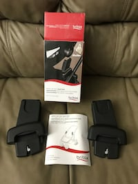 New, unused.. Britax Infant Car Seat Adapter (Maxi Cosi, Cybex, Nuna) St Thomas, N5R 6M6