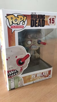 Walking Dead Figure Langley, V1M 2L6