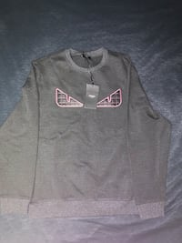 Fendi Pull Over Sweater Size Large