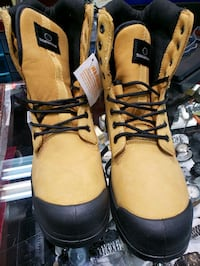 SIDEWINDER Zone 2.0 - 8208 Safety boots Toronto