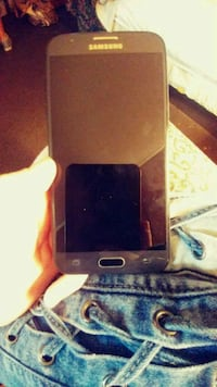 black Samsung Galaxy android smartphone Florence, 29506