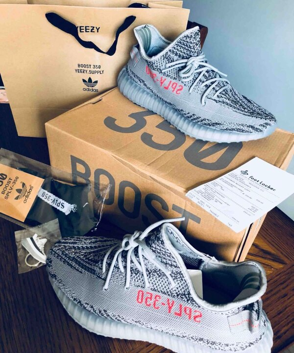 c4608a884 Used Yeezy blue tint for sale in Perth Amboy - letgo