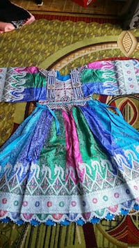 Brand new Beautiful afghani traditional clothe Ontario, M3C 3A3