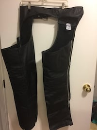 """Leather chaps - men""""s Coquitlam, V3K 4T8"""