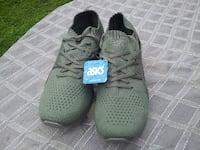 $75. Asics Gel Kayano Knit Trainers Sneakers Agave Olive Army Green Mens Size 10 Guttenberg