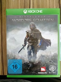 Xbox One Shadow of Mordor Spiel Fall Essenheim, 55270