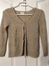 Girls Zara knitted sweater size 7/8 youth  Vaughan, L4L
