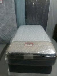 13'memory mattress Capitol Heights, 20743