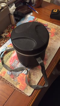 black and gray Hamilton Beach electric kettle Fairfax, 22033