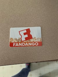 Fandango movie gift card brand new 25 selling for 15
