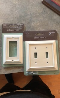 Allen + roth lighting pannels