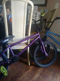 20 inch Kink curb BMX bike.. This bike is nice... Phoenix, 85051