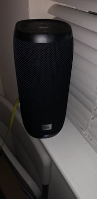 Black JBL LINK 20 portable bluetooth speaker google voice assistance  Hyattsville, 20782