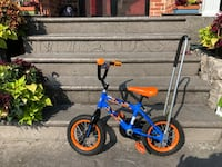 Kids bike with stability bar Courtice, L1E 0B2