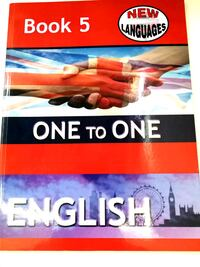 English, book 5 One to One.  Alpedrete, 28430