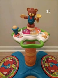 Vtech sit to stand dancing tower  Newport News, 23608