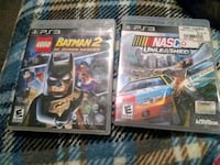 two PS3 game cases and game case Tulsa, 74107