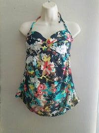 swim top for her size L
