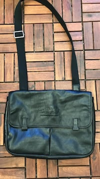 Gentleman Jack Fossil messenger bag for laptop