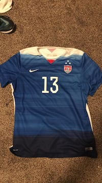 Authentic Alex Morgan Jersey  Oil City, 16301